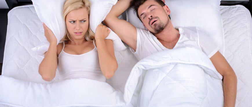 Testimonio de una paciente sobre la Apnea del sueño.